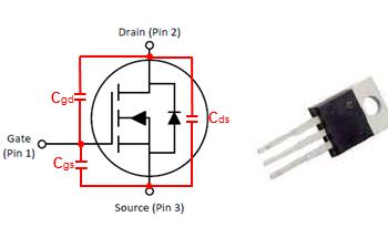 依靠驱动错误产生原理,对驱动等效电路进行分析