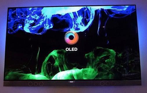 2018年将推出10种机款 AI架构的OLED电视