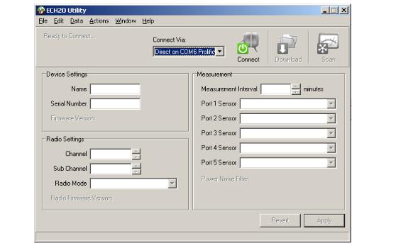 EM50数据采集器使用说明