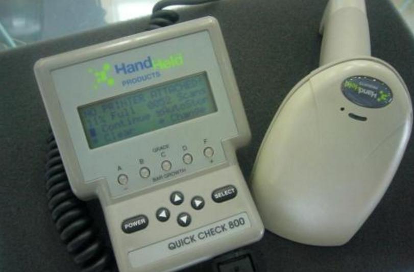 数据采集器检测的使用方法和过程