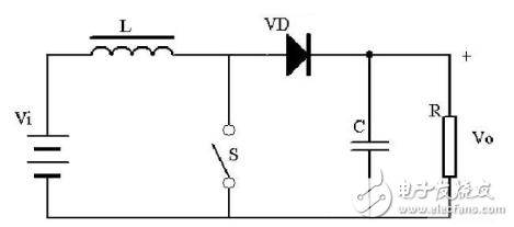 简单直流降压电路图大全 五款简单直流降压电路原理图详解图片