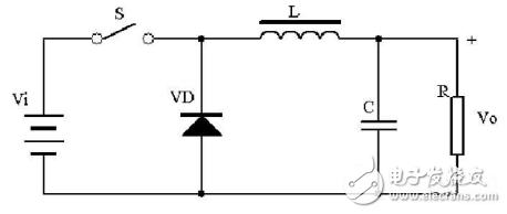 简单直流降压电路图大全(五款降压变换器电路原理图...