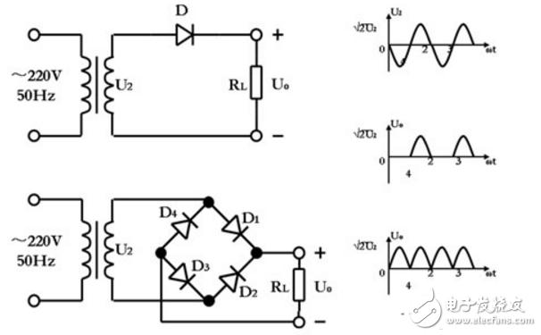 简单直流降压电路图大全 五款降压变换器电路原理图详解图片