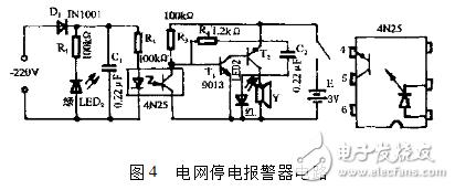 常见光电隔离电路图大全(七款常见光电隔离电路设计原理图详解)