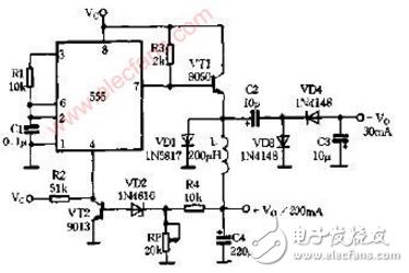 简单直流降压电路图大全 五款简单直流降压电路原理图详解 全文图片