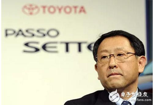 丰田新能源汽车战略分析