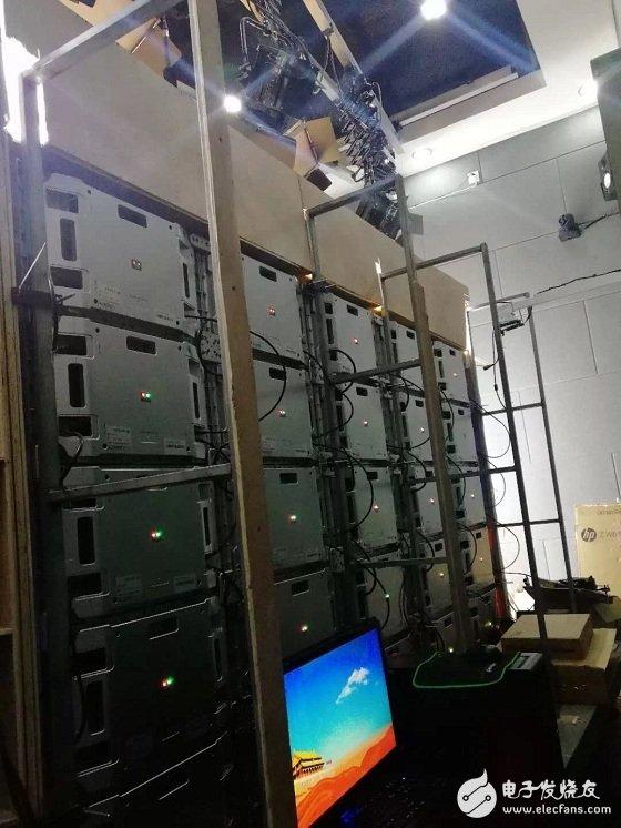艾比森小间距LED显示屏CR系列在重大主题报道