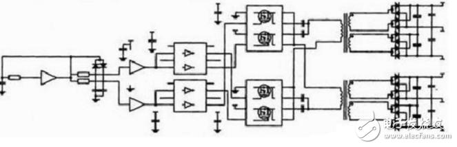 dcdc隔离电源电路图大全(全桥变换/推挽式/开...