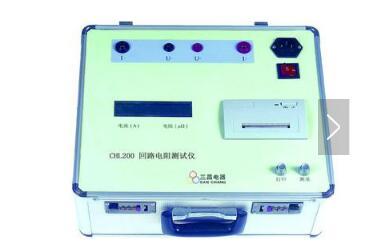 回路电阻测试仪怎么用_回路电阻测试仪使用说明