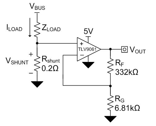 设计低侧电流感应电路的三个步骤