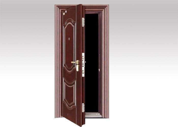 分享一个防盗门的控制程序