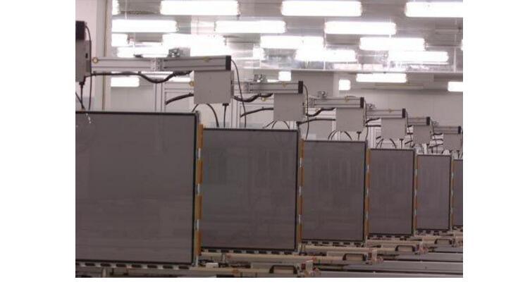 液晶面板怎样切割_液晶面板切割工艺