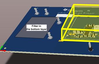 引入输入滤波器来滤除噪声,提高传导EMI的性能