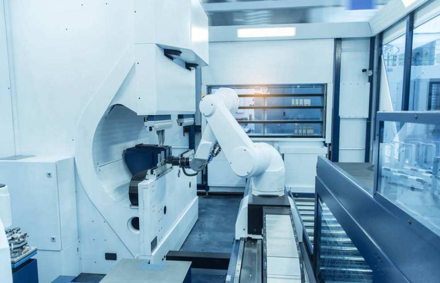 从工业机器人产业看待制造业向产业价值链中高端迈进...