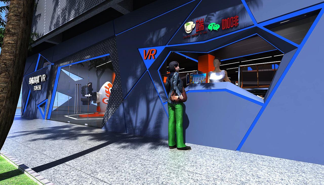 全球最大室内杜拜VR乐园_StarVR打造顶级VR头戴式显示器