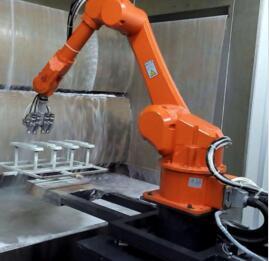 机器人自动喷涂系统浅谈