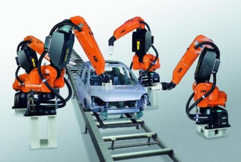 abb喷涂机器人哪种好_十款abb喷涂机器人推荐