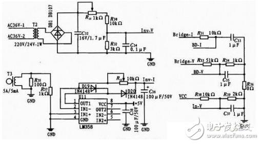 纯正弦波逆变器电路图大全(数字式/自举电容/光耦隔离反馈电路图详解)
