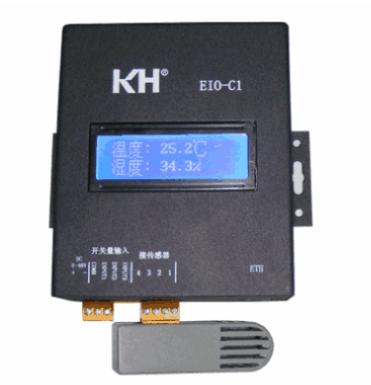 以太网温湿度传感器如何正确选择?