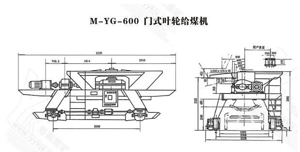 叶轮给煤机工作原理及操作画面要求