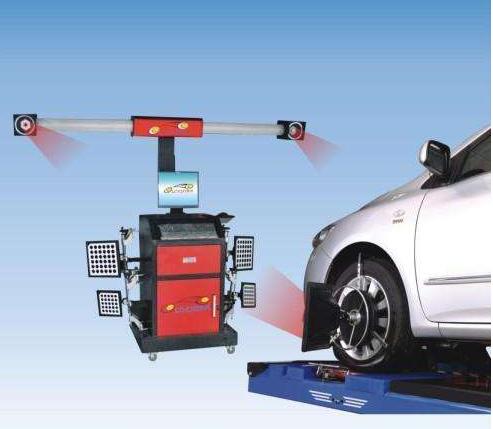 简单讲解汽车四轮定位仪中的倾角传感器