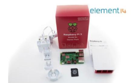 e络盟宣布推出全新Raspberry Pi 3 B+型板