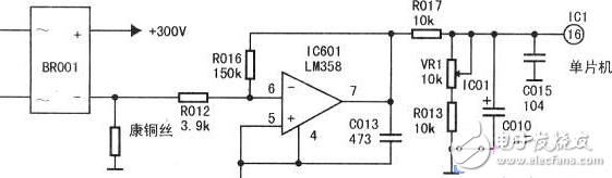 電磁爐電流檢測電路圖大全(LM358/電流檢鍋/電流互感器檢測電路圖詳解)