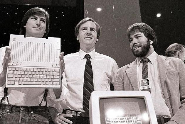这些科技巨头的联合创始人是你的榜样吗?有人欢喜有...