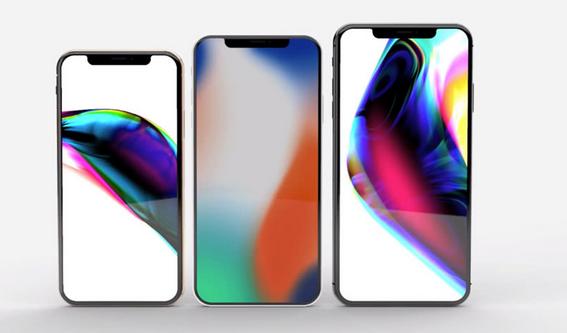 iphonex需求持续疲软 苹果2018将发布三款新
