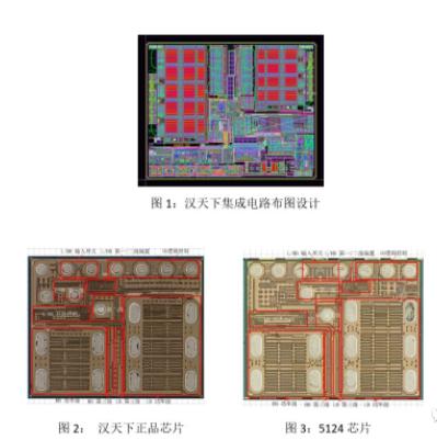 汉天下发布维权公告:市场上的5124射频功放芯片...