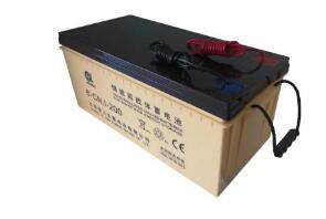 太阳能电池板与蓄电池配置计算公式