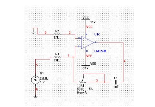 PWM变模拟信号(积分电路)