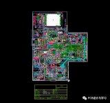 IP无绳电话PCB电路原理图