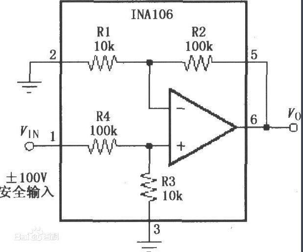 电压跟随器的跟随特性_电压跟随器电路图原理介绍