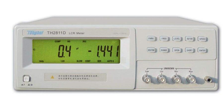 lcr测量电感的频率选择
