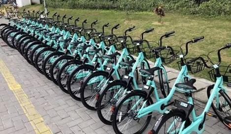 滴滴在深圳因违规投放青桔单车仅一天被叫停