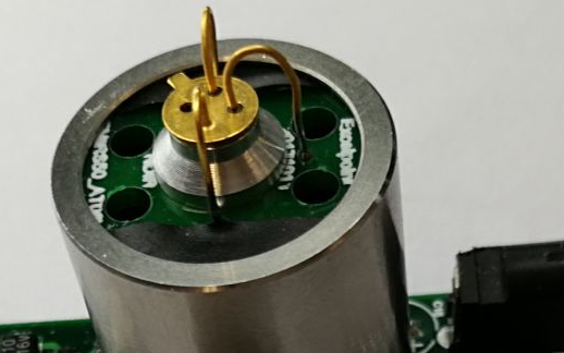 世健结合MEMS注册送38体验金的红外光源和传感器的红外气体检测方案