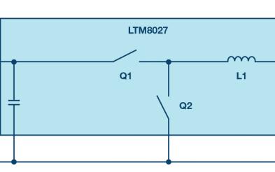 从48V转换到3.3V,看电源转换器效率!