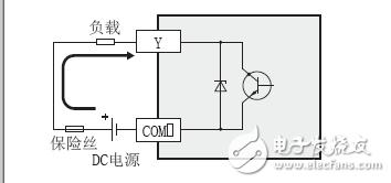 plc晶体管输出电路图_PLC晶体管输出接线图