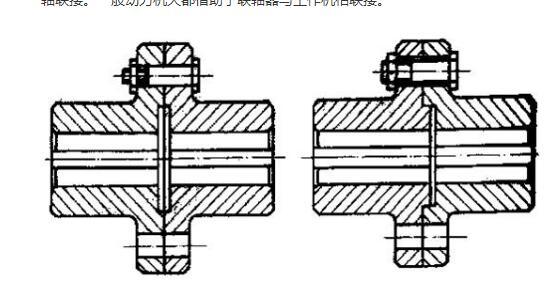 联轴器安装使用与维护