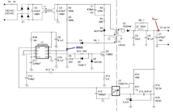 对一个简单的峰值电流限制进行改进方法
