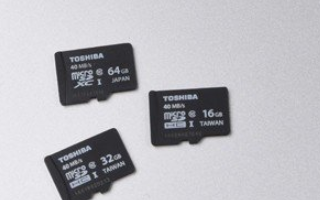 东芝超高速microSD卡评测 表现非常优秀