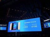 """""""高颜值、爱自拍"""",华为正式发布了首款新一代全面屏手机"""