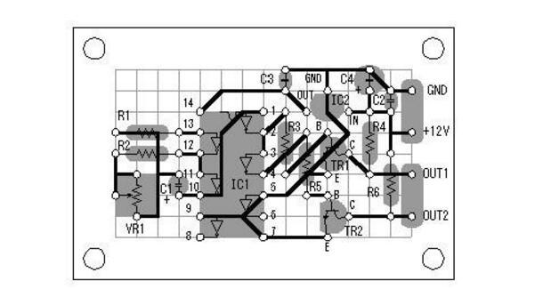 场效应管逆变器电路图四 - 场效应管逆变器电路图大全