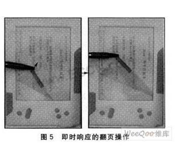 电子纸人机交互设计实现
