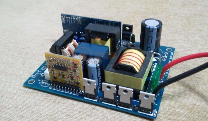 高频逆变器后级电路图原理