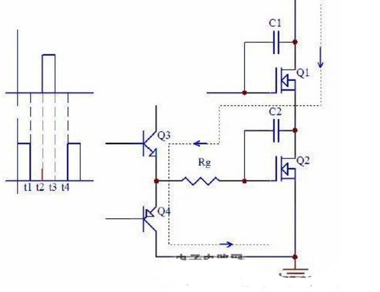 高频逆变器后级电路图大全(四款高频逆变器后级电路图)