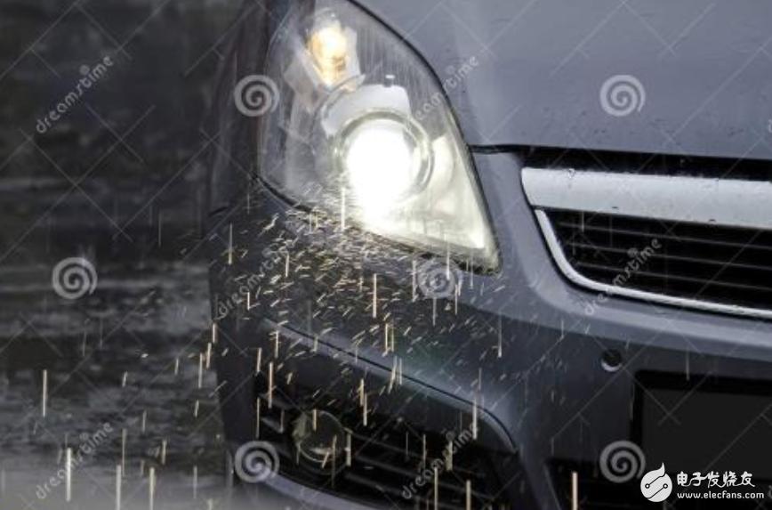 究竟是什么使得无人驾驶汽车在雨中的行驶变得如此困难