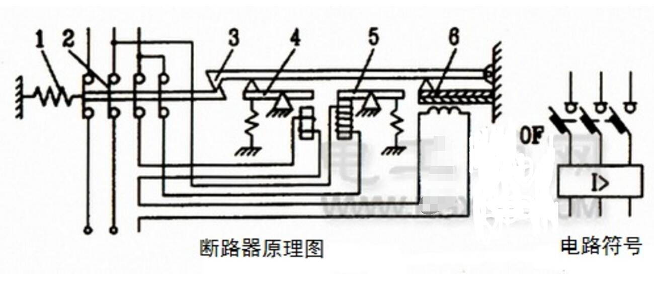 低压断路器如何分类_低压断路器功能介绍