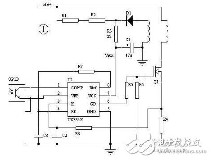 六款uc3842开关电源电路图分享